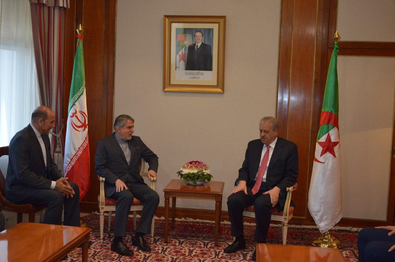 بعد از تونس، تکذیب خبر رسانه ایرانی درباره نخست وزیر الجزایر
