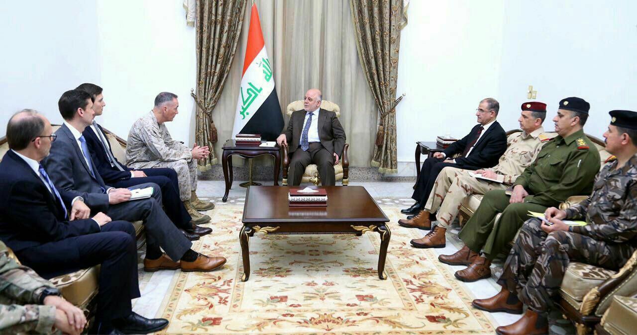 نخست وزیر عراق با داماد ترامپ گفتوگو کرد