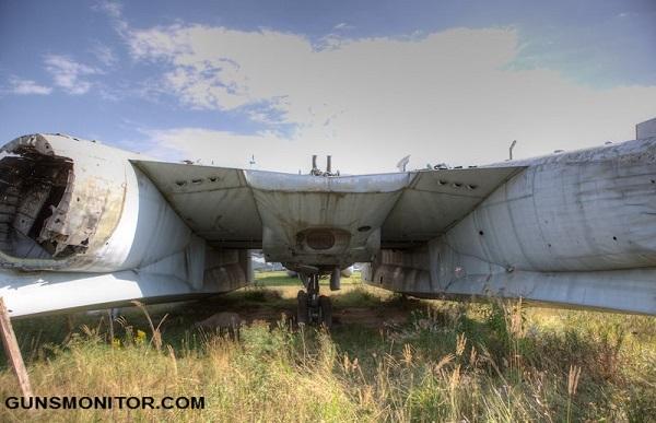 یکی از مرموزترین هواپیماهای جهان(+عکس)