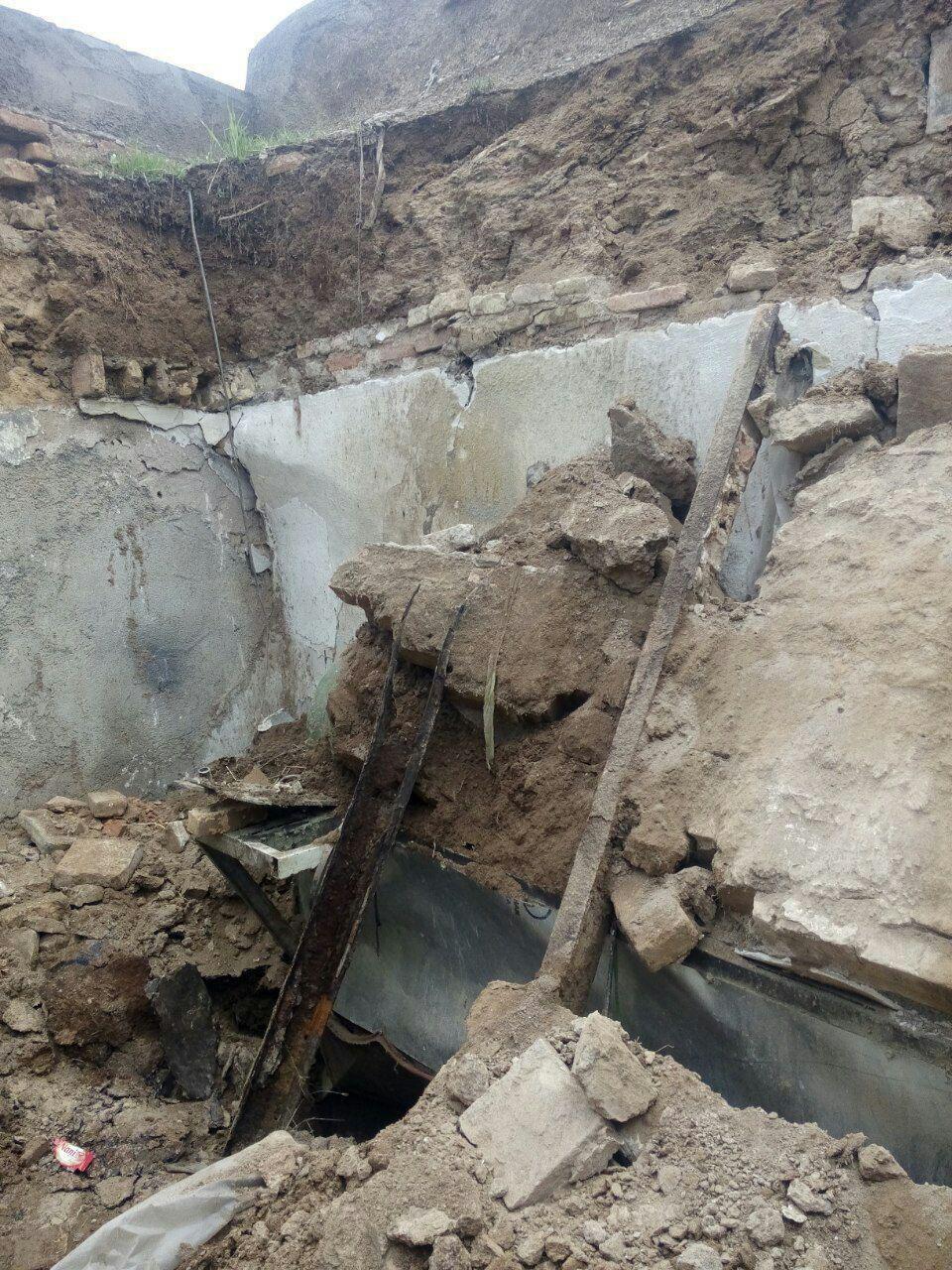 زلزله 6 ریشتری در خراسان (عکس)