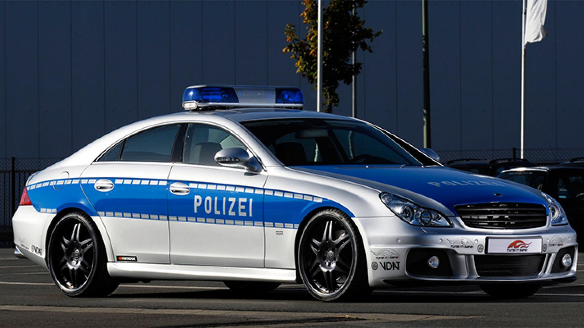 بهترین ماشین پلیسهای جهان در یک نگاه