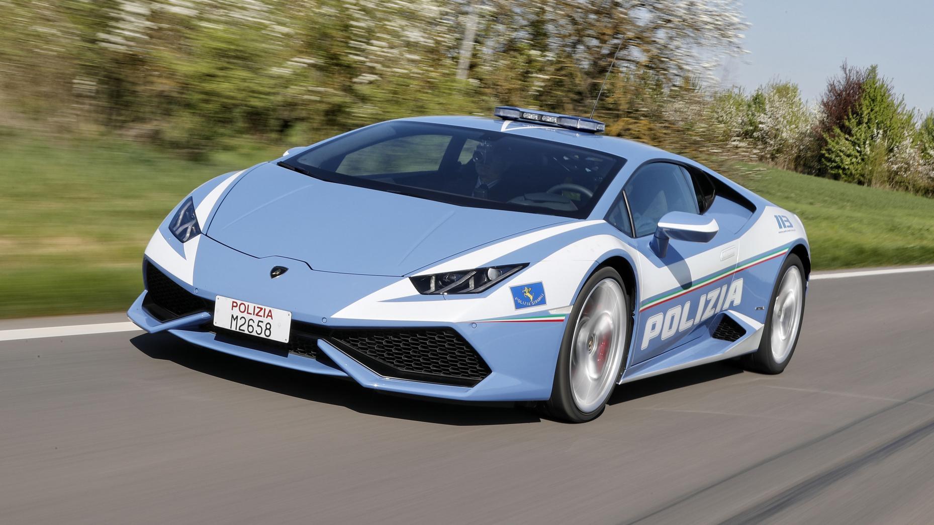 بهترین ماشین پلیسهای جهان (+عکس)