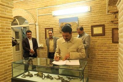 بازدید 1800 نفر از موزه آب شهر اراك در تعطیلات نوروز 96