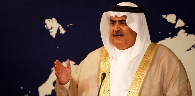 وزیر خارجه بحرین: ترامپ بهتر از اوباما ایران را میشناسد