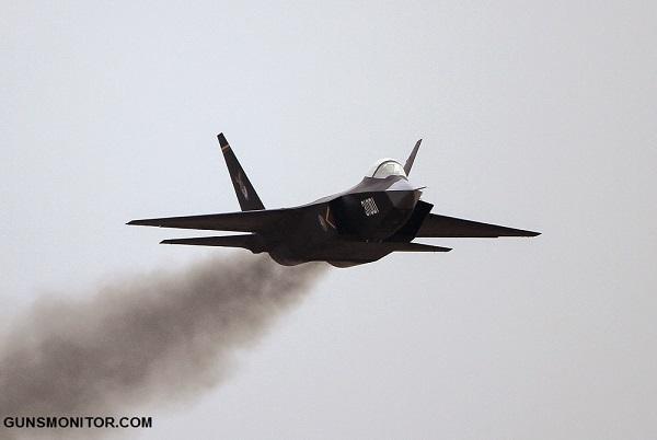 چین و ساخت رقیبی برای اف-35 (+عکس)