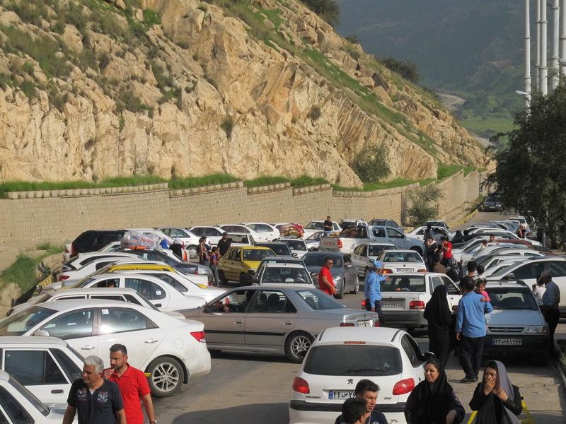 بازدید 850 هزار نفر در نوروز 96 از سدهای خوزستان