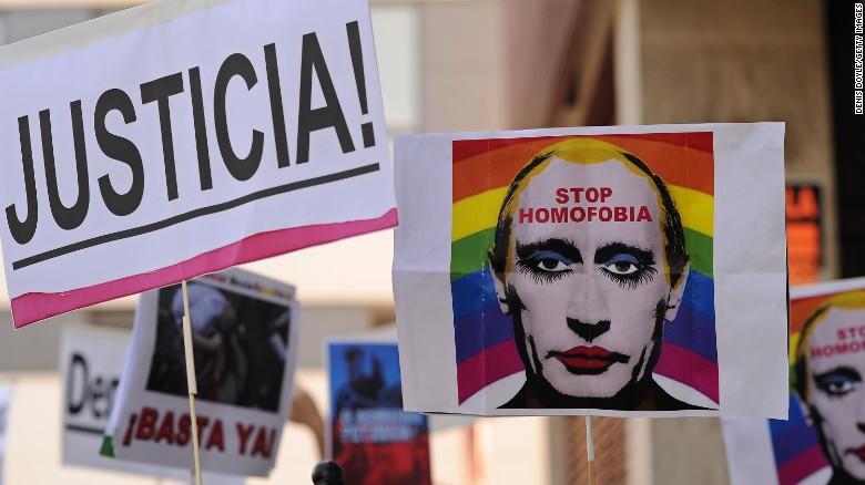 روسیه: ممنوعیت انتشار تصاویر با آرایش پوتین(+عکس)