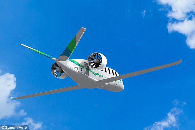 هواپیمای هیبریدی بوئینگ در راه هستند