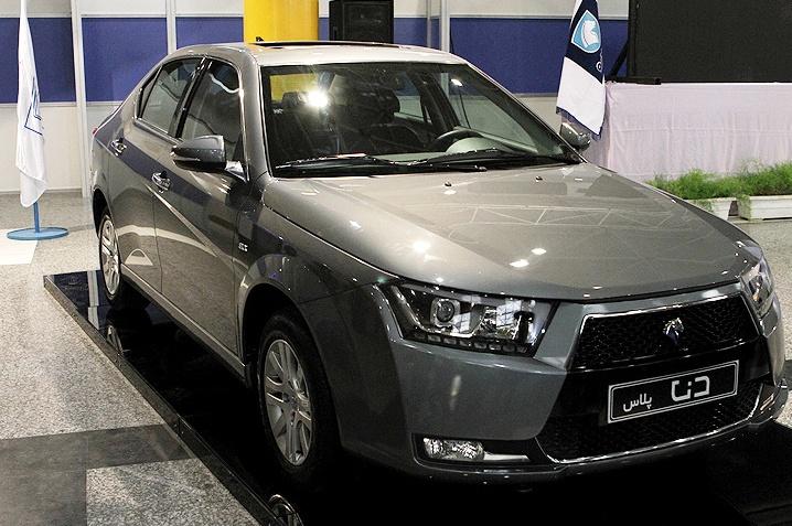 قیمت دنا پلاس ایران خودرو مشخص شد (+عکس)
