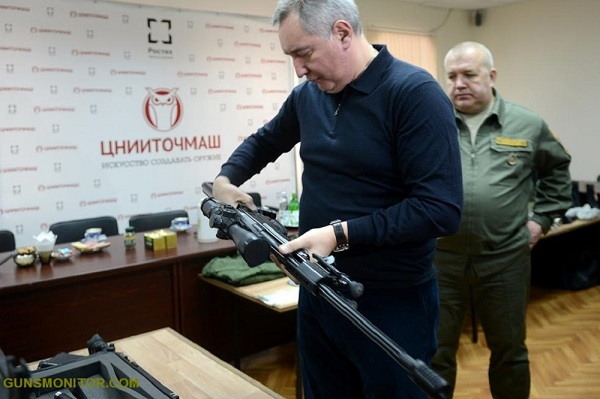 اسلحه ای که روس ها را قهرمان جهان کرد!(+عکس)