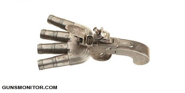 بدترین سلاح های تاریخ(+عکس)