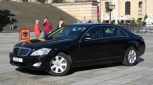 ویژگیهای خودروی تشریفات برای وصل به بدنه دولت