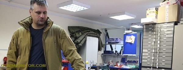 لوبائف؛ تک تیرانداز روس!(+عکس)