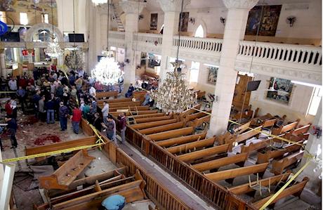 اعلام اسامی عاملان انتحاری داعش در مصر