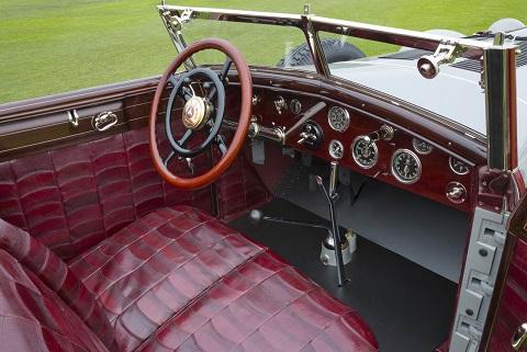 خودروی 32 میلیارد تومانی قبل از جنگ جهانی دوم