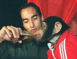 جاسم کرار به میمون های باغ وحش ارم نوشابه ندهد!