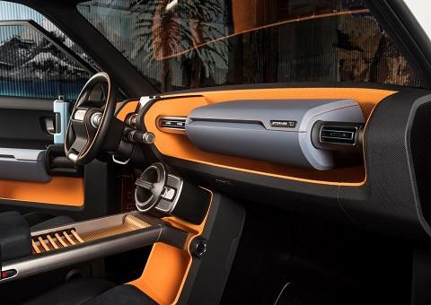 تویوتایی برای هزاره سوم/ طراحی منحصربهفرد محفظه بار در این خودرو را ببینید