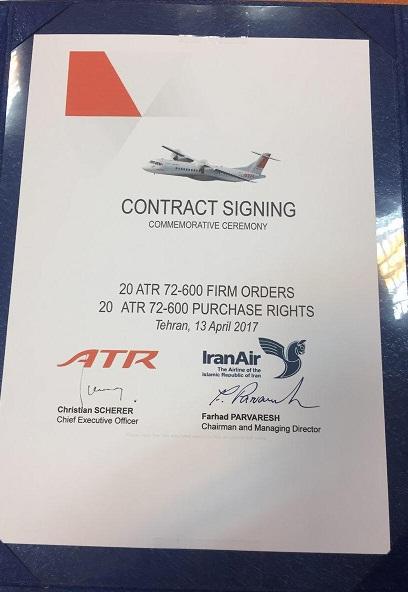 قرارداد ایرانایر با  نهایی شد/ ورود ۴ هواپیما در یک ماه آینده/ مذاکره با نمایندگان بوئینگ برای تحویل گرفتن بوئینگ 777