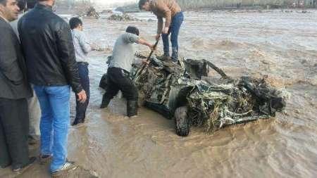 25 کشته و 16 مفقودی در سیل چهار استان