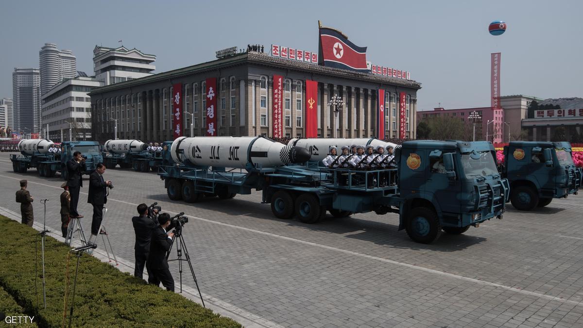 خبر اشتباه خبرگزاری چین که بر طبل جنگ کوبید: آزمایش موشکی جدید کره شمالی