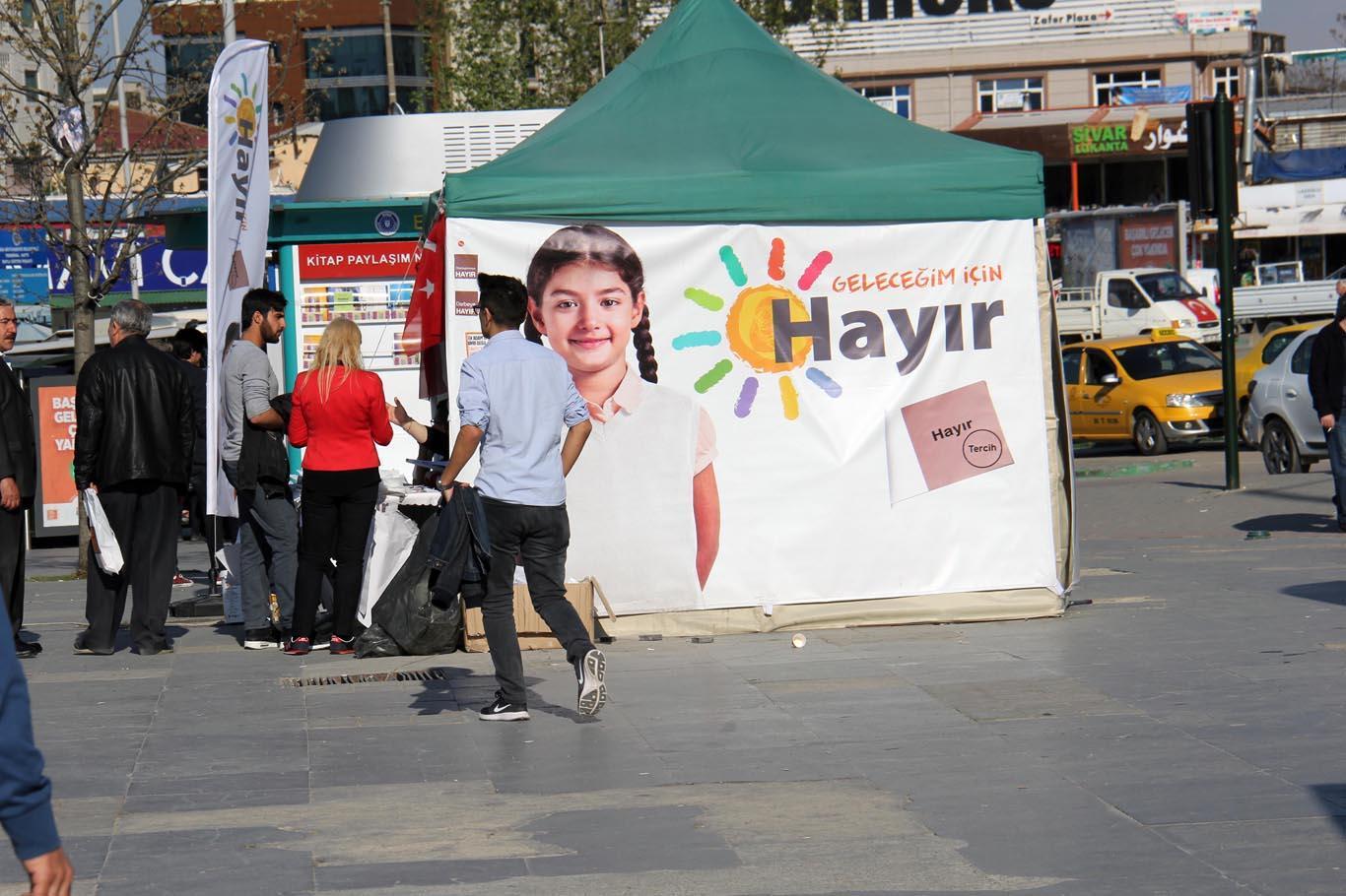 همه پرسی تغییر قانون اساسی ترکیه؛ همه چیز برای یک نفر!