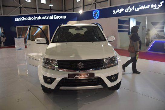 فروش اقساطی سوزوکی ویتارای جدید از سوی ایران خودرو (+جزئیات)
