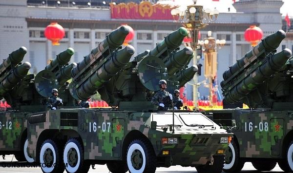 قدرت نظامی چین؛ اعداد و ارقام (چین/سوم جهان)