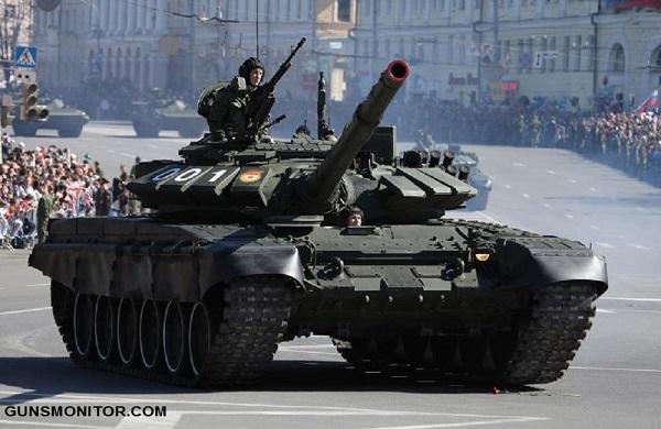 قدرت نظامی روسیه؛ اعداد و ارقام (روسیه/دوم جهان)