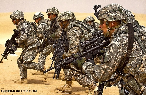قدرت نظامی آمریکا؛ اعداد و ارقام(آمریکا/اول جهان)