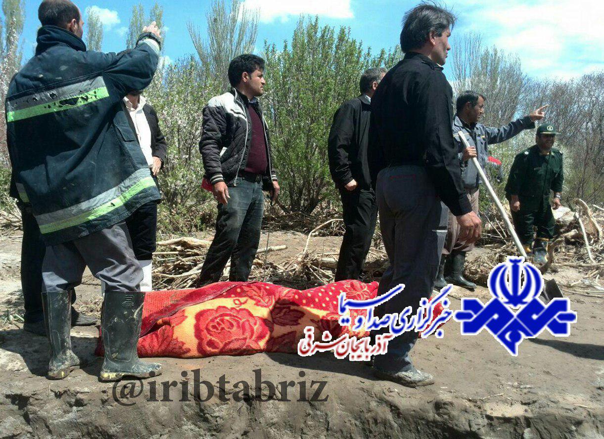 پیدا شدن 2 جسد دیگر از جان باختگان سیل آذرشهر