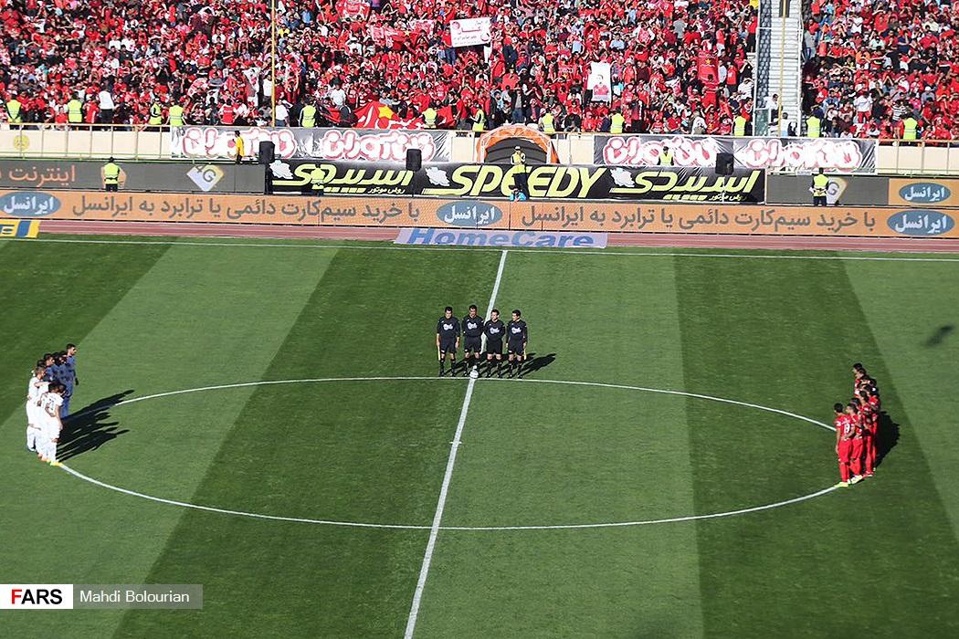 پرسپولیس 4 - 0 پدیده / تیم برانکو همچنان بالا می رود(+جدول)
