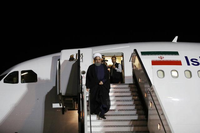 رئیسجمهور وارد شیراز شد