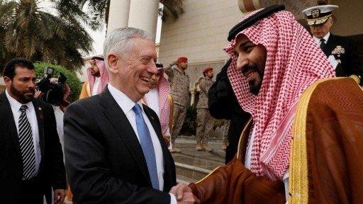 وزیر دفاع: ترامپ ممکن است به عربستان سفر کند/ به دنبال تقویت هرچه بیشتر ریاض هستیم