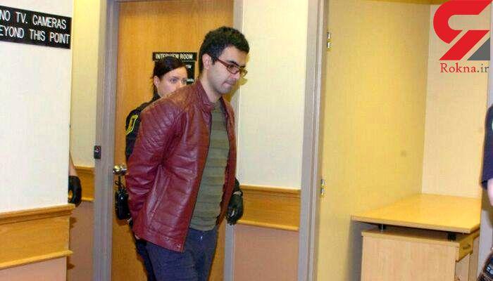 دلیل دستگیری دانشجوی ایرانی در کانادا