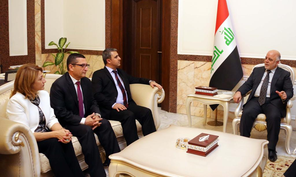 نخست وزیر عراق: تاسیس یک کشور کُرد حق مشروع آنهاست