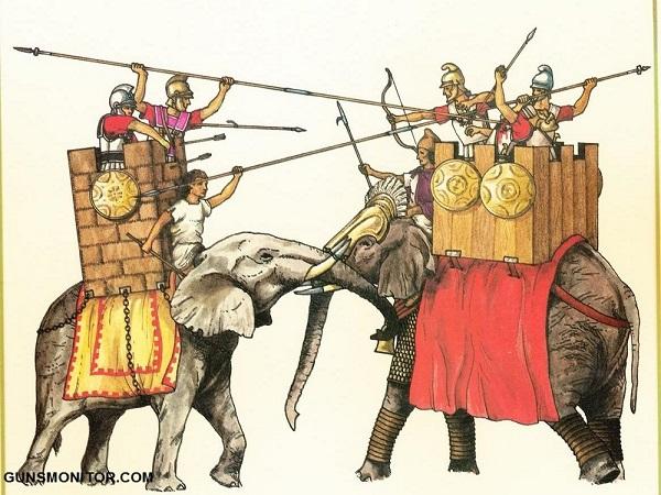 از سگ ضد تانک تا خوک ضد فیل!(+عکس)