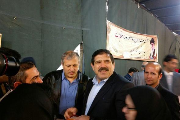 عباس جدیدی نامزد انتخابات شورای شهر تهران شد