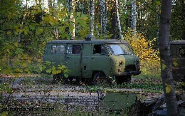 پایگاههای مخفی دوران جنگ سرد در شوروی سابق(+عکس)