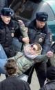 تجمع بزرگ مخالفان پوتین در مسکو / بازداشت صدها معترض / نخست وزیر روسیه متهم به فساد مالی