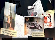 گاف بزرگ فیلم سازان داعش/ استفاده ناشیانه از یک عکس علیه رئیس دولت اصلاحات