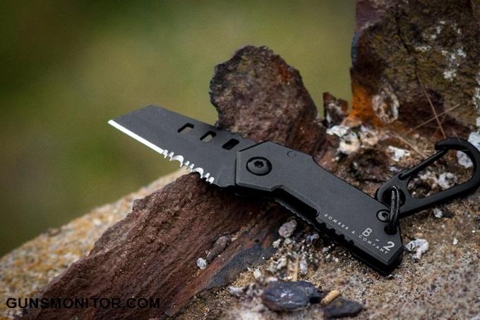 کوچکترین چاقوی تاکتیکال جیبی جهان!