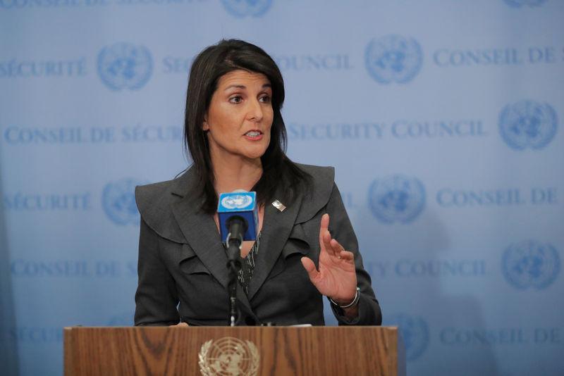 آمریکا: پرونده اعتراضات ایران را به شورای امنیت و شورای حقوق بشر میبَریم