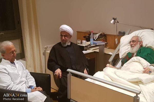 اطلاعیه دفتر پروفسور سمیعی درباره روند مداوای آیت الله هاشمی شاهرودی در آلمان: ایشان بیمار من نیستند
