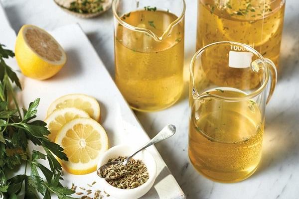 3 نوشیدنی مفید برای خلاص شدن از نفخ شکم