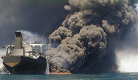 شرکت ملی نفتکش: تجسس برای کارکنان نفتکش ادامه دارد/ دلیل حادثه مشخص نیست