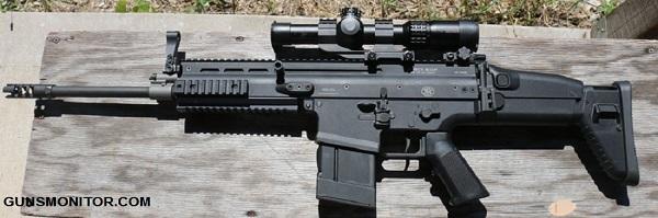 نگاهی به تفنگ تهاجمی بلژیکی(+عکس)