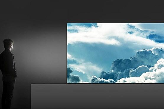 تبدیل دیوارهای منزل شما به یک تلویزیون 146 اینچی (+عکس)