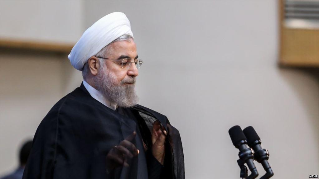 رییس جمهور روحانی، مردم سخنرانی نمیخواهند