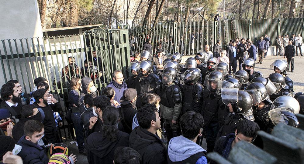 آمار بازداشت در ناآرامی ها: 3700 نفر
