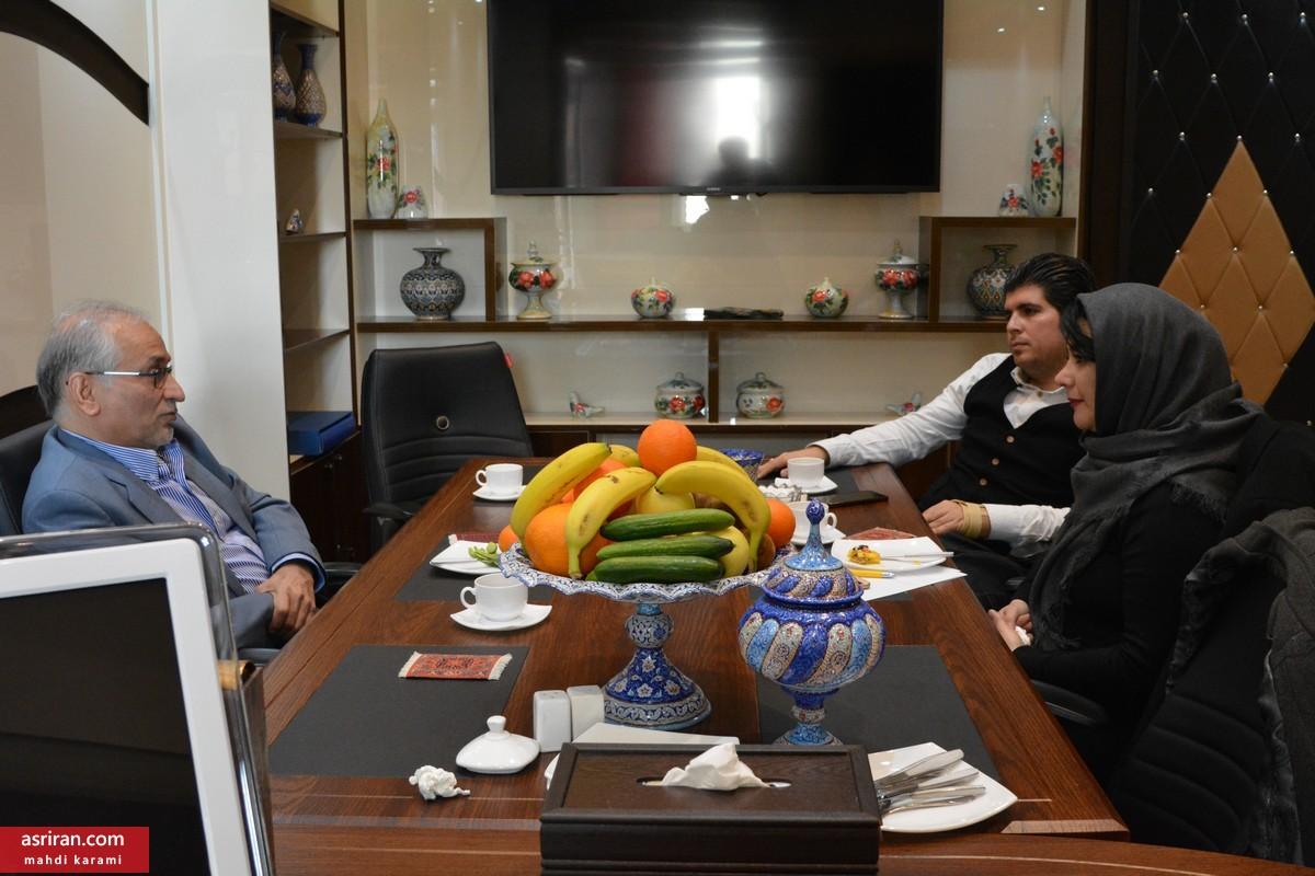 حسین مرعشی:  آیتالله هاشمی میخواست در دور دوم انتخابات 84 انصراف دهد،روحانی از طرف رهبری آمد و گفت آیتالله خامنهای با انصراف موافق نیست/ فکر میکردیم راحتترین گزینه برای رقابت در سال 84 احمدی نژاد است